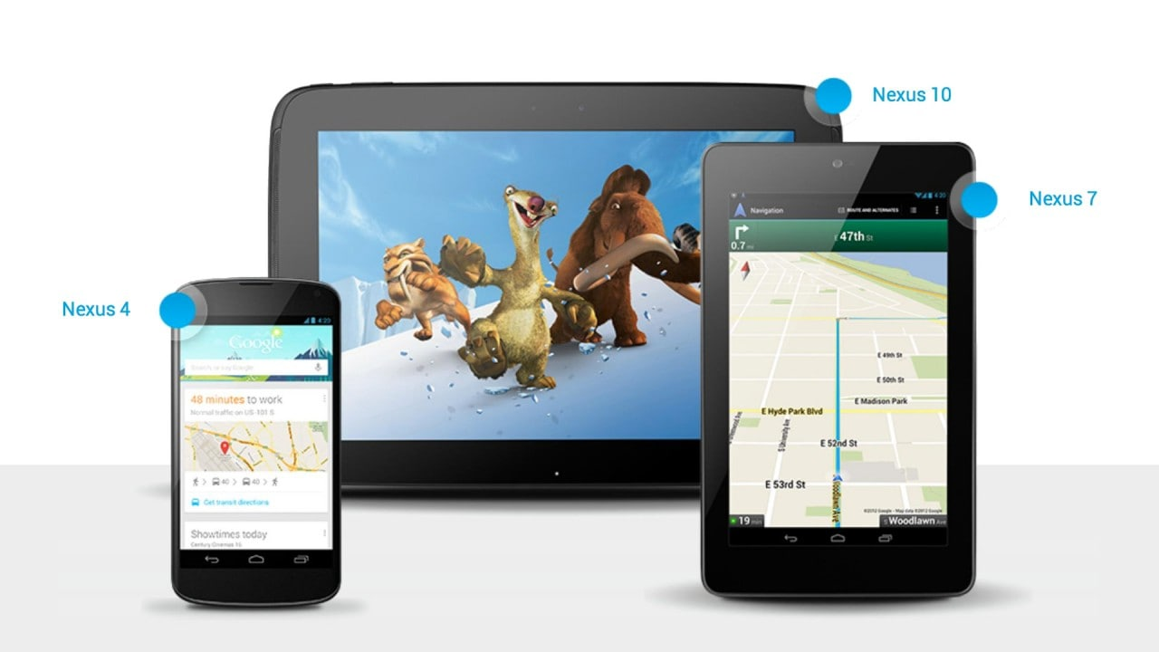 Android M per Nexus 4, 7 (2012) e 10? Meglio non crederci...