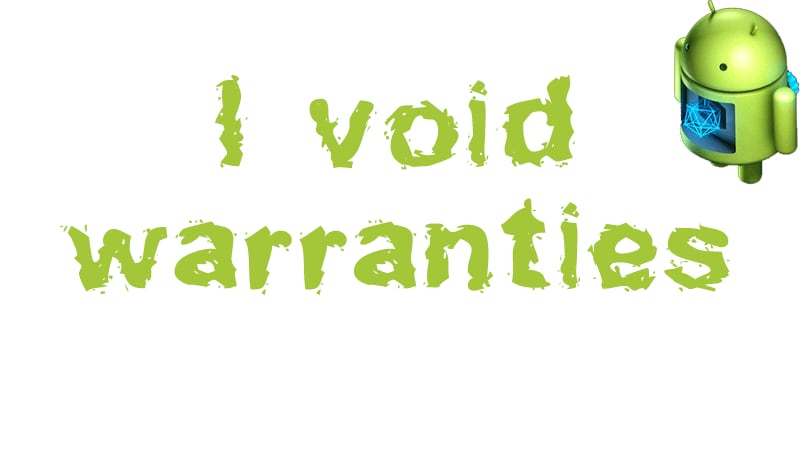 i void warranties