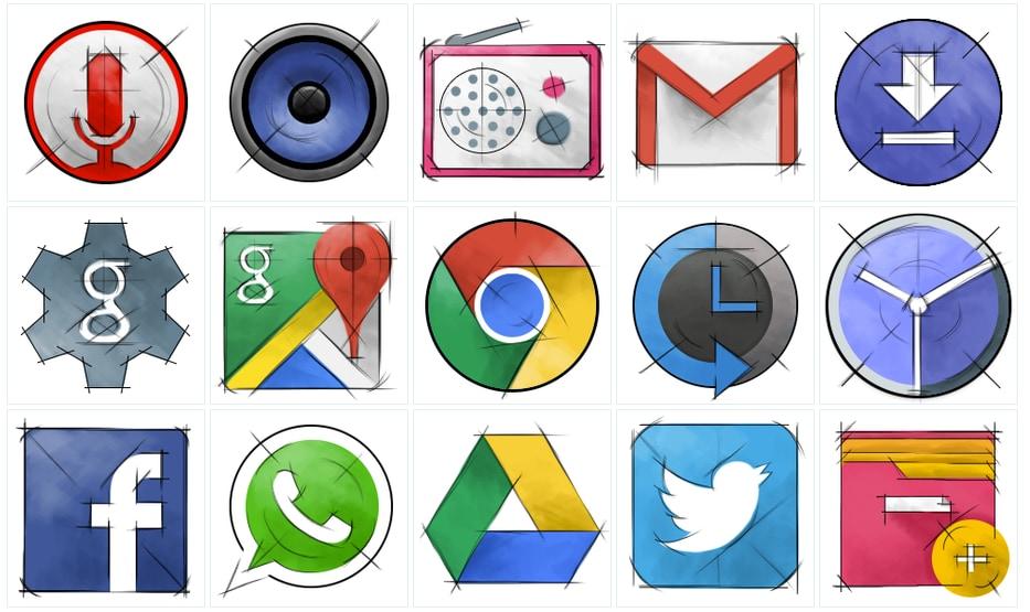 Date un tocco di Stonex One al vostro smartphone con l'icon pack ufficiale!