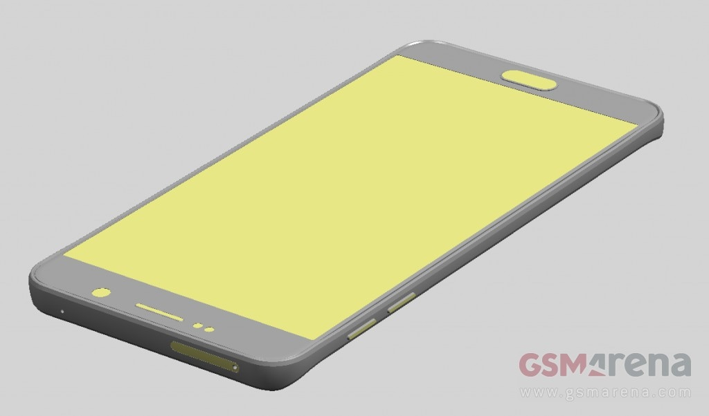 galaxy note 5 ed s6 edge in nuovi render bicolori foto