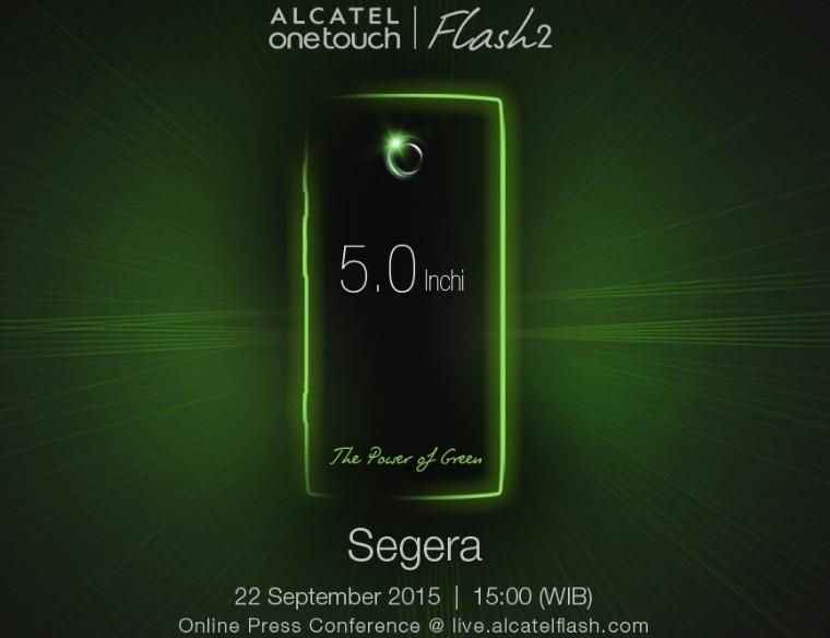 Alcatel OneTouch Flash 2 diventa più piccolo: in arrivo il 22 settembre