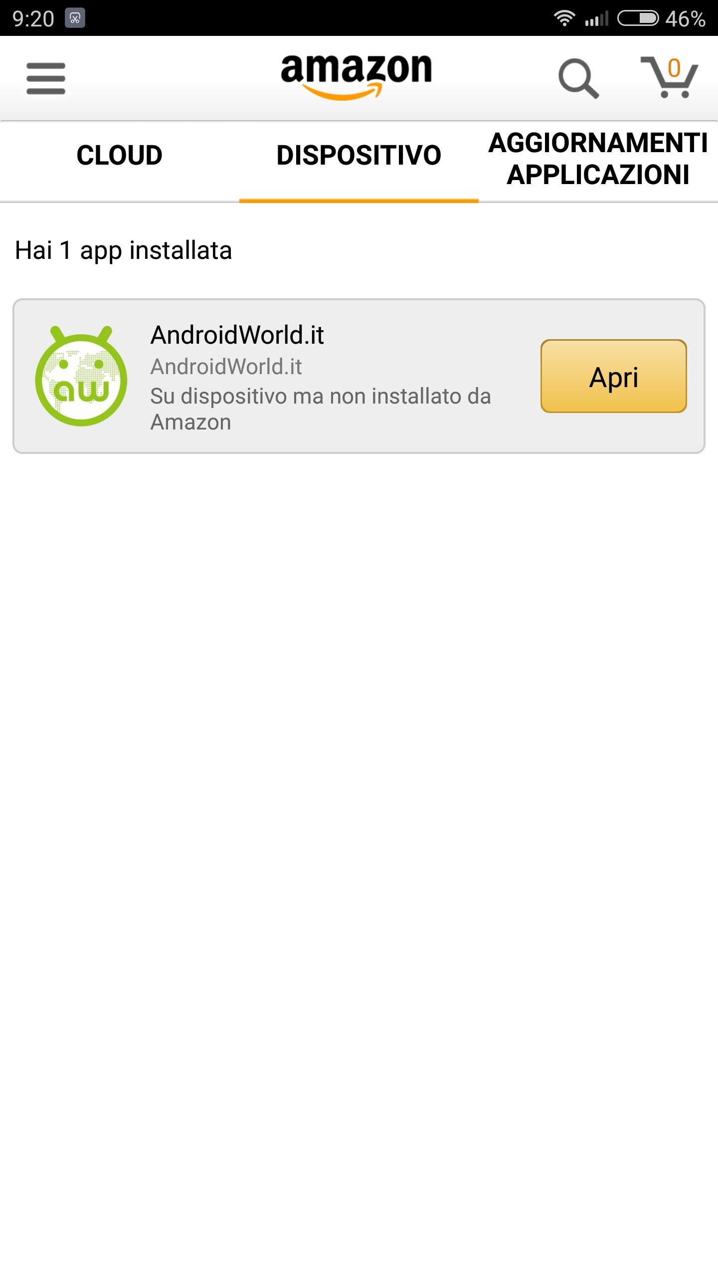 Amazon Mobile App Shop – 1