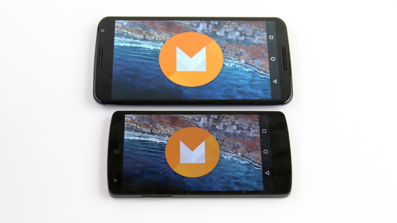 Android M Developer preview