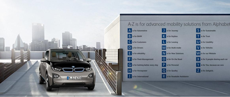 BMW ricorda a Brin e Page che il sito Alphabet.com è roba sua