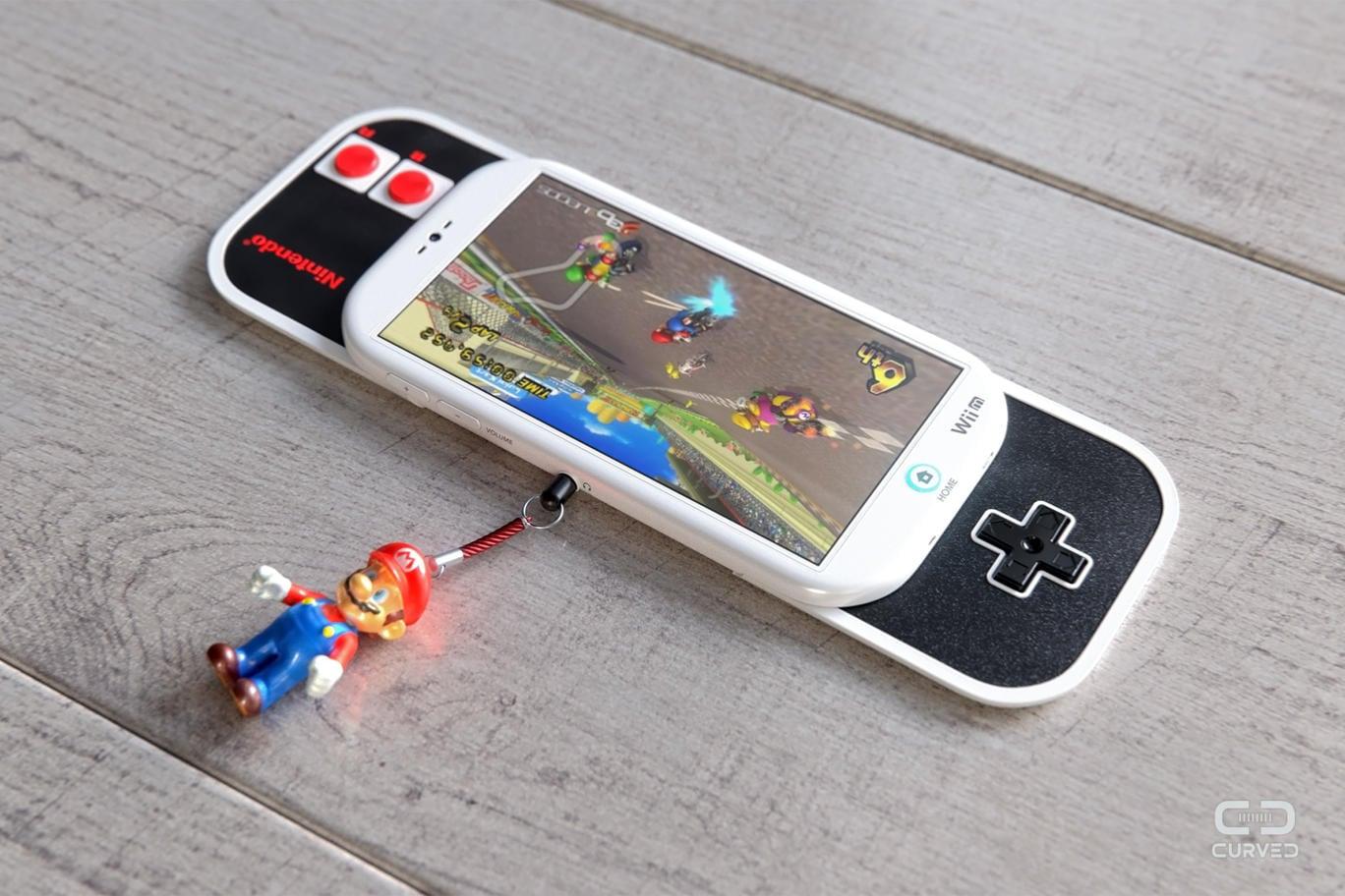 Concept Nintendo Wii M Phone – 1