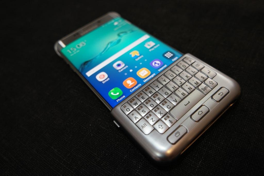 Come Funziona La Cover Tastiera Per Samsung Galaxy S6