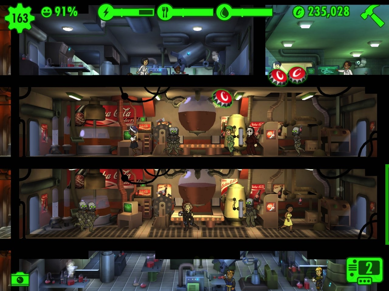 Fallout Shelter Recensione - 5