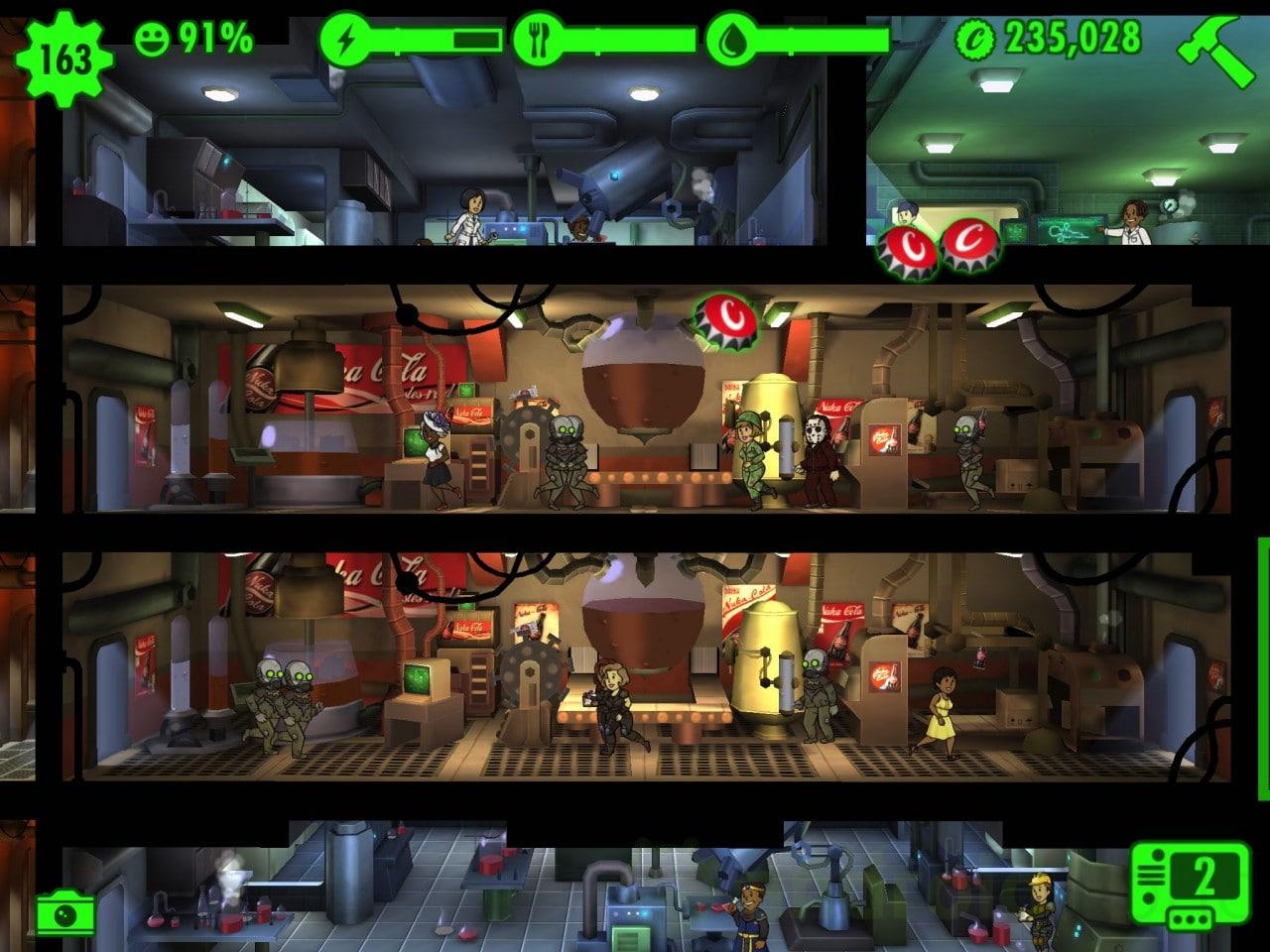 Attenzione a questo bug della versione Android di Fallout Shelter!