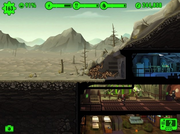 Fallout Shelter Recensione - 7