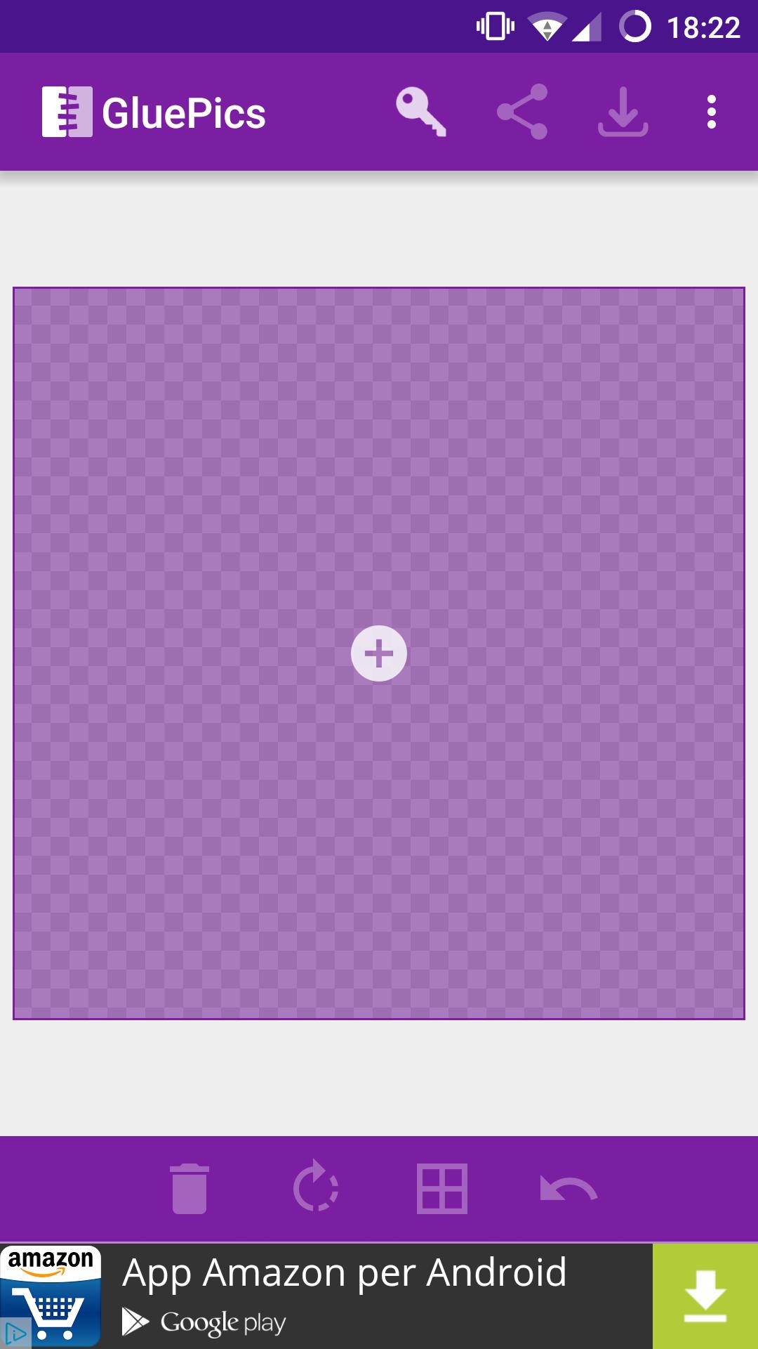 come creare dei semplici collage fotografici con gluepics