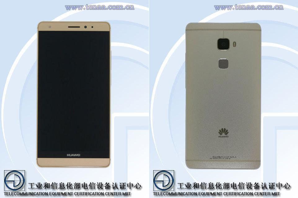 Huawei Mate 7S TENAA