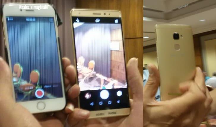 Huawei Mate S foto leaked - 1