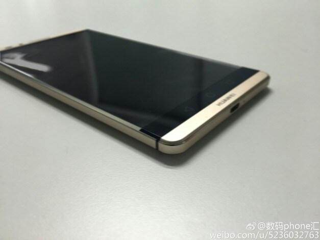 Huawei Mate S leked - 1