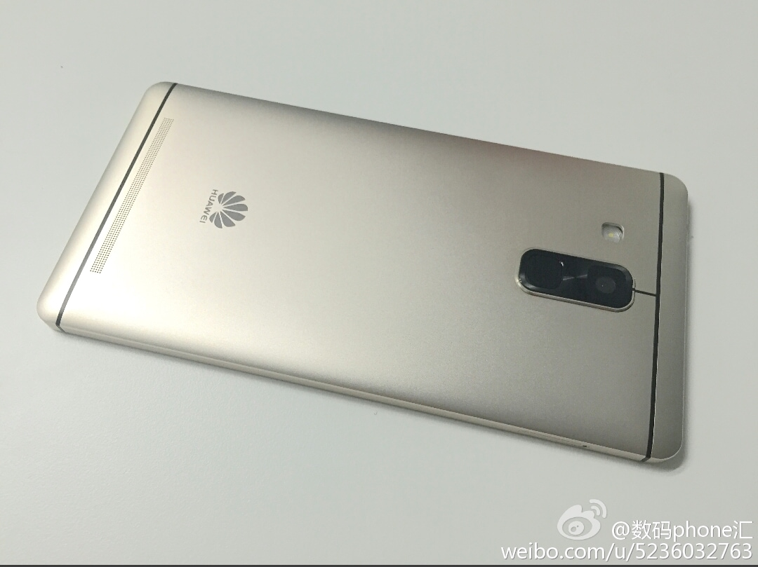 Huawei Mate S ritratto dal vivo con lettore di impronte e USB Type C, sempre che sia lui (foto)