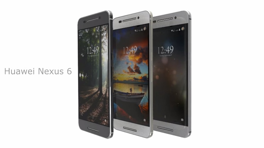 Il concept del Nexus di Huawei in questo video è così vivo che sembra di toccarlo!