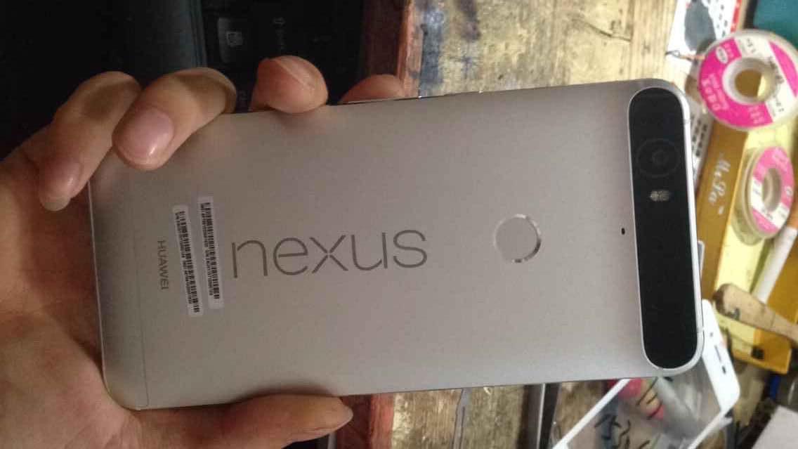 Huawei Nexus foto leaked - 4