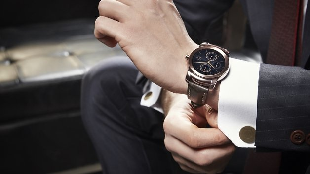 LG G Watch Urbane lusso