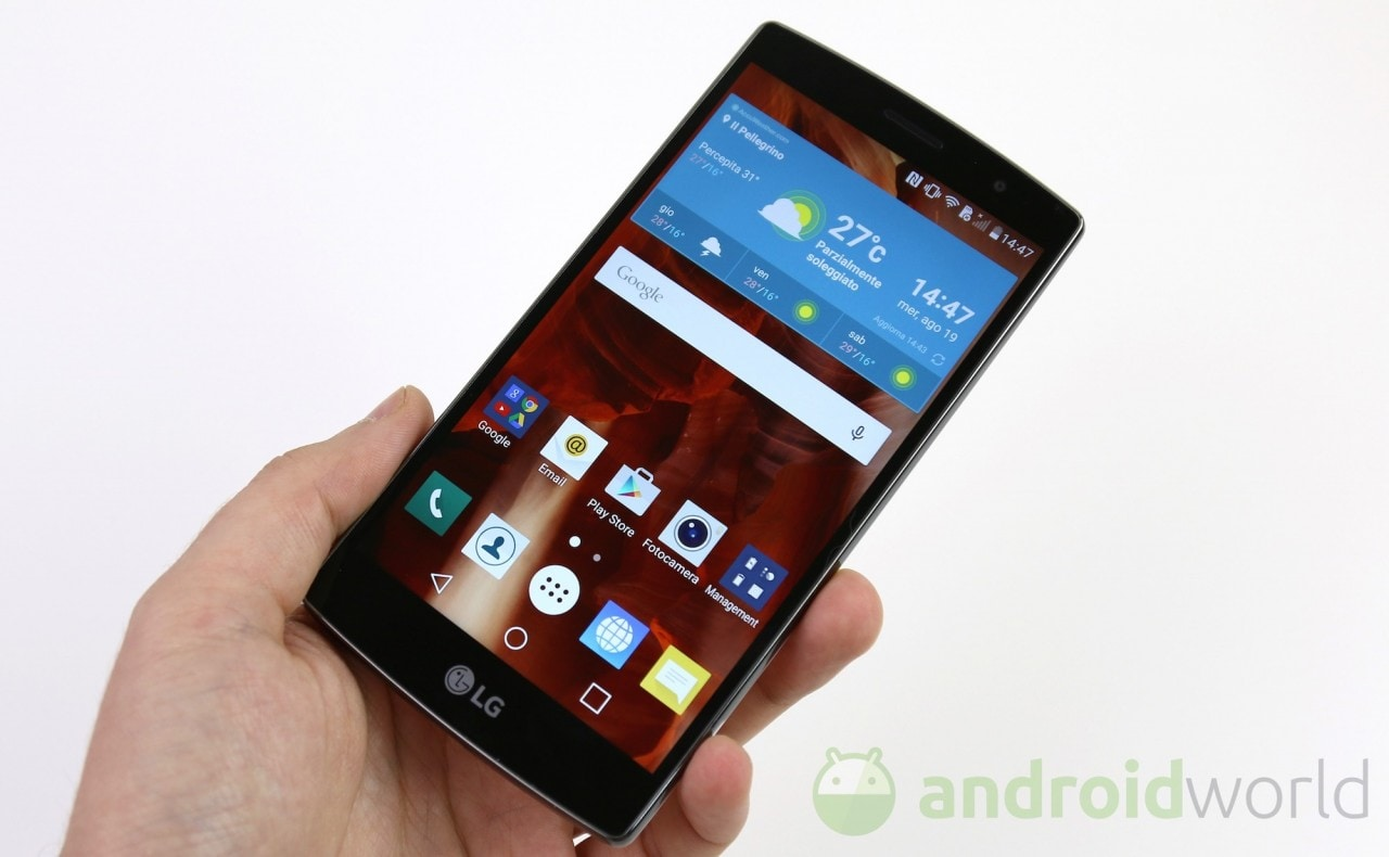LG G4s - 10