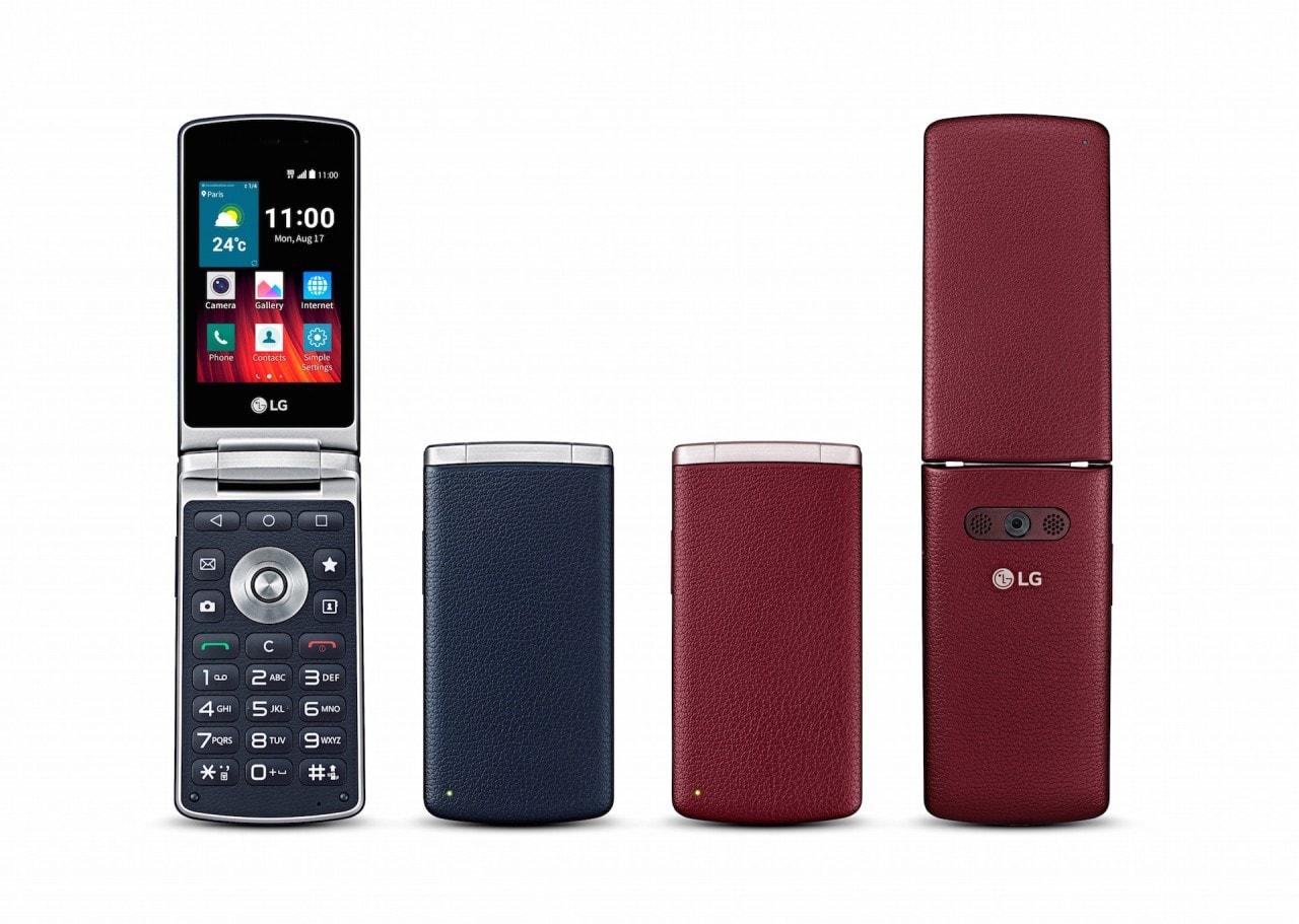 LG Wine Smart: lo smartphone Android a conchiglia in Italia con TIM a 199€