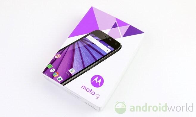 Motorola Moto G (2015)  - 1