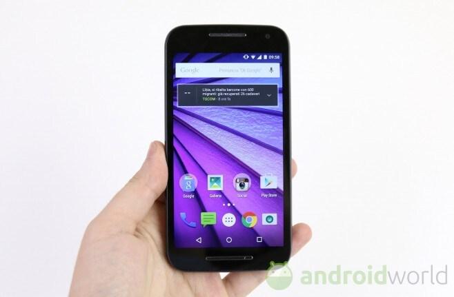 Motorola Moto G (2015)  - 10