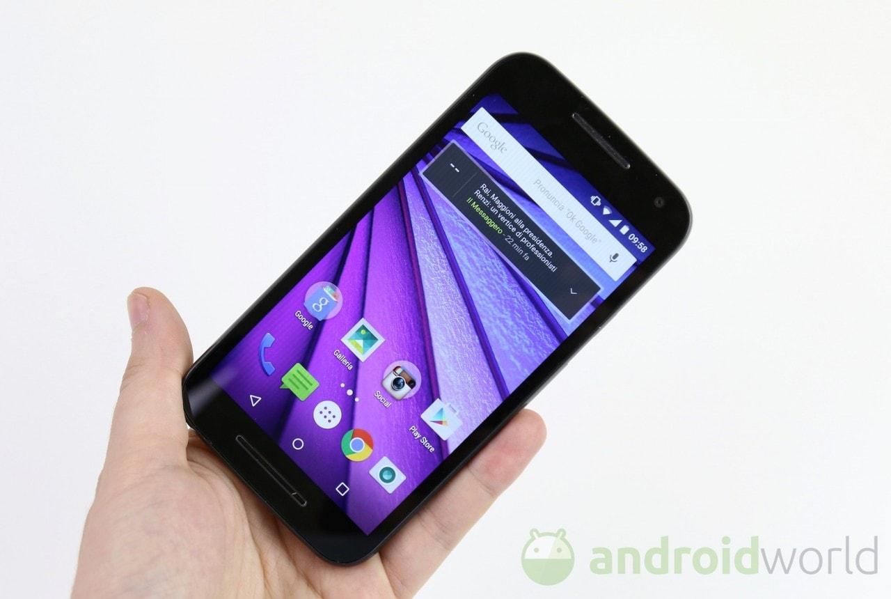 Motorola Moto G (2015)  - 11
