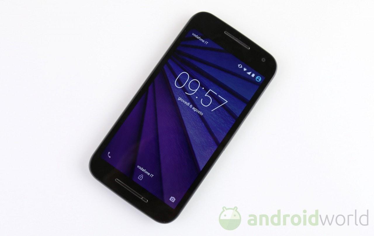 Motorola Moto G (2015)  - 3
