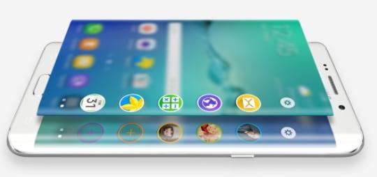 People Edge su Galaxy S6 edge plus – 2