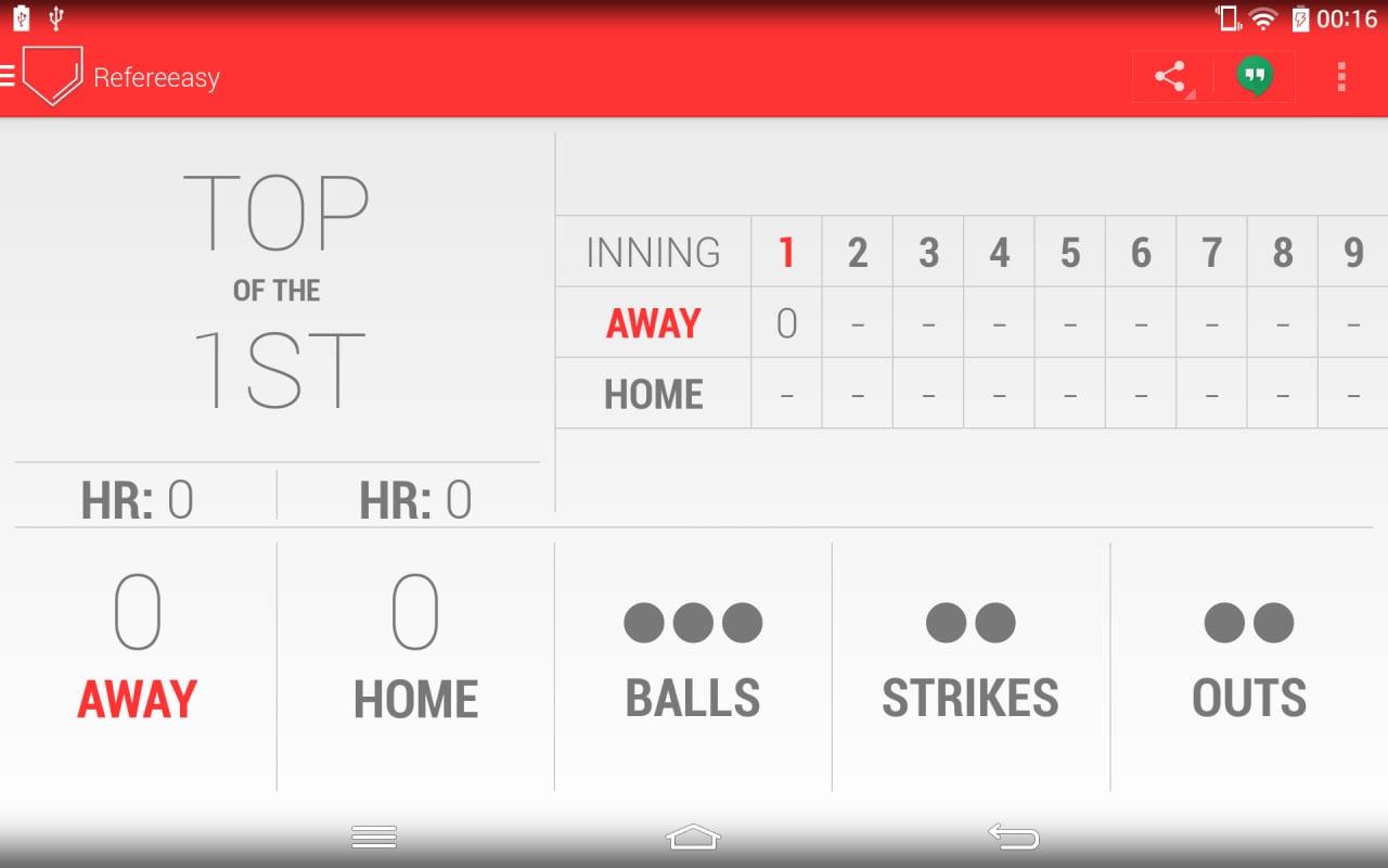 Il baseball arriva sul vostro smartphone, grazie a Refereeasy (foto)