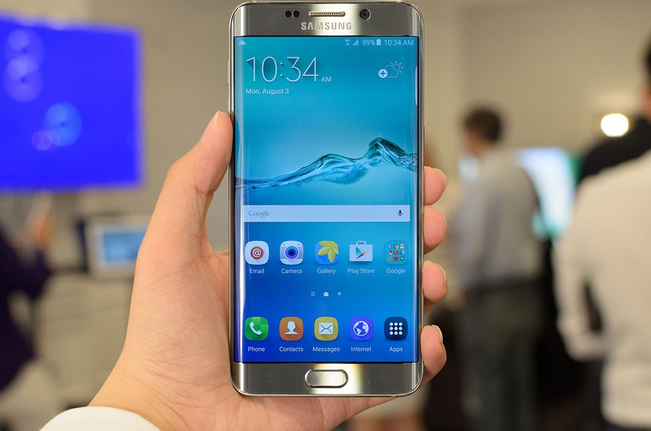 Samsung Galaxy S6 edge Plus - 1