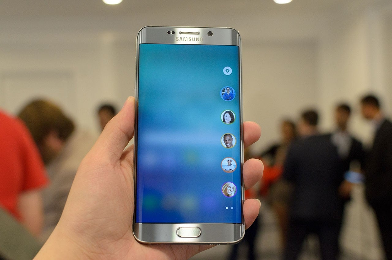 Samsung Galaxy S6 edge Plus - 5