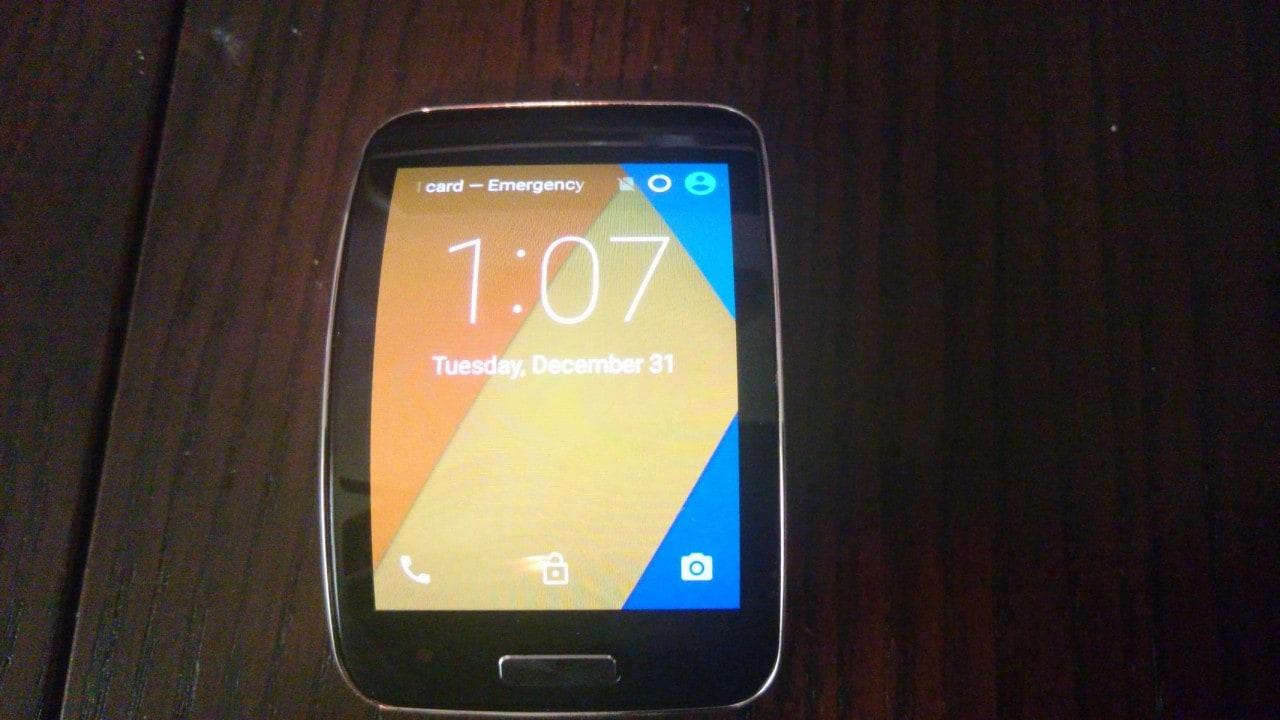 Da smartwatch a smartphone: ecco come trasformare Samsung Gear S (foto)