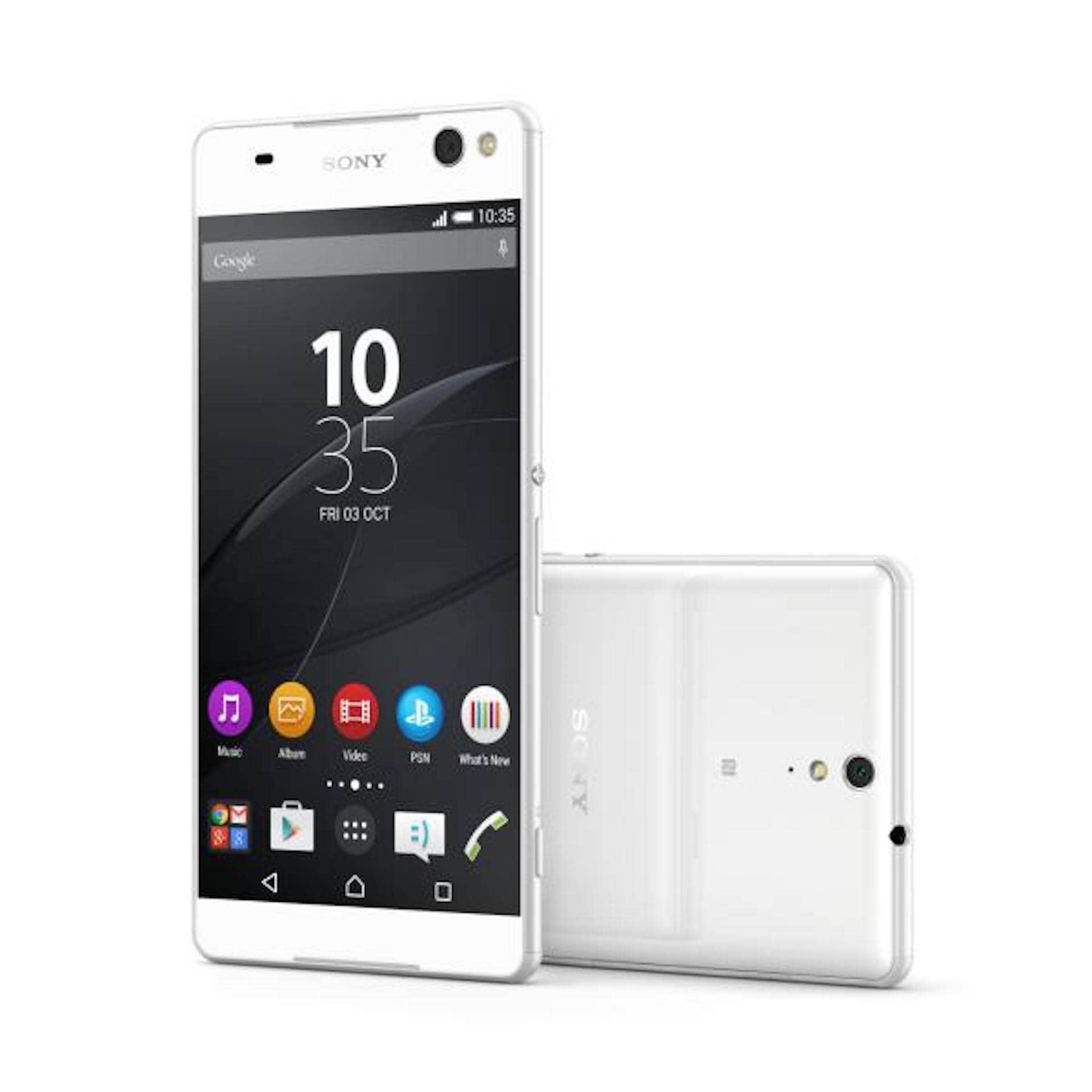 Sony Xperia C5 Ultra render ufficiale – 2