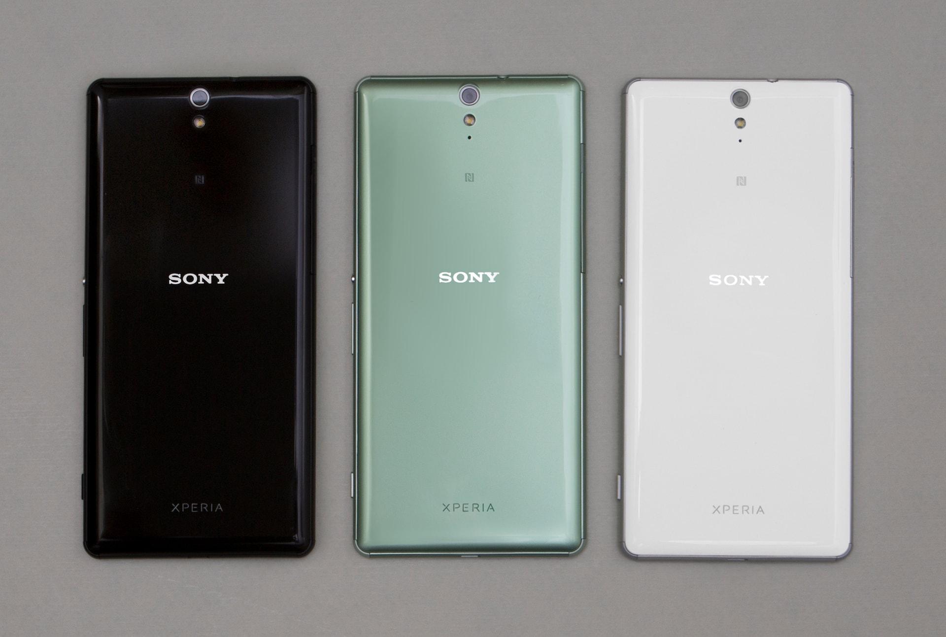 Sony Xperia C5 Ultra render ufficiale – 4
