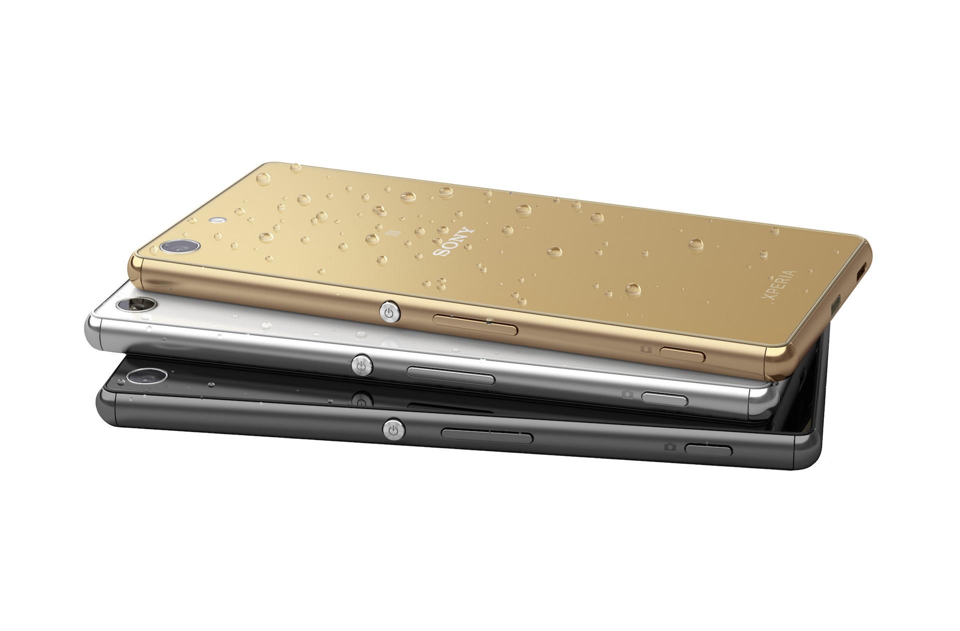 Sony Xperia M5 render ufficiale – 1