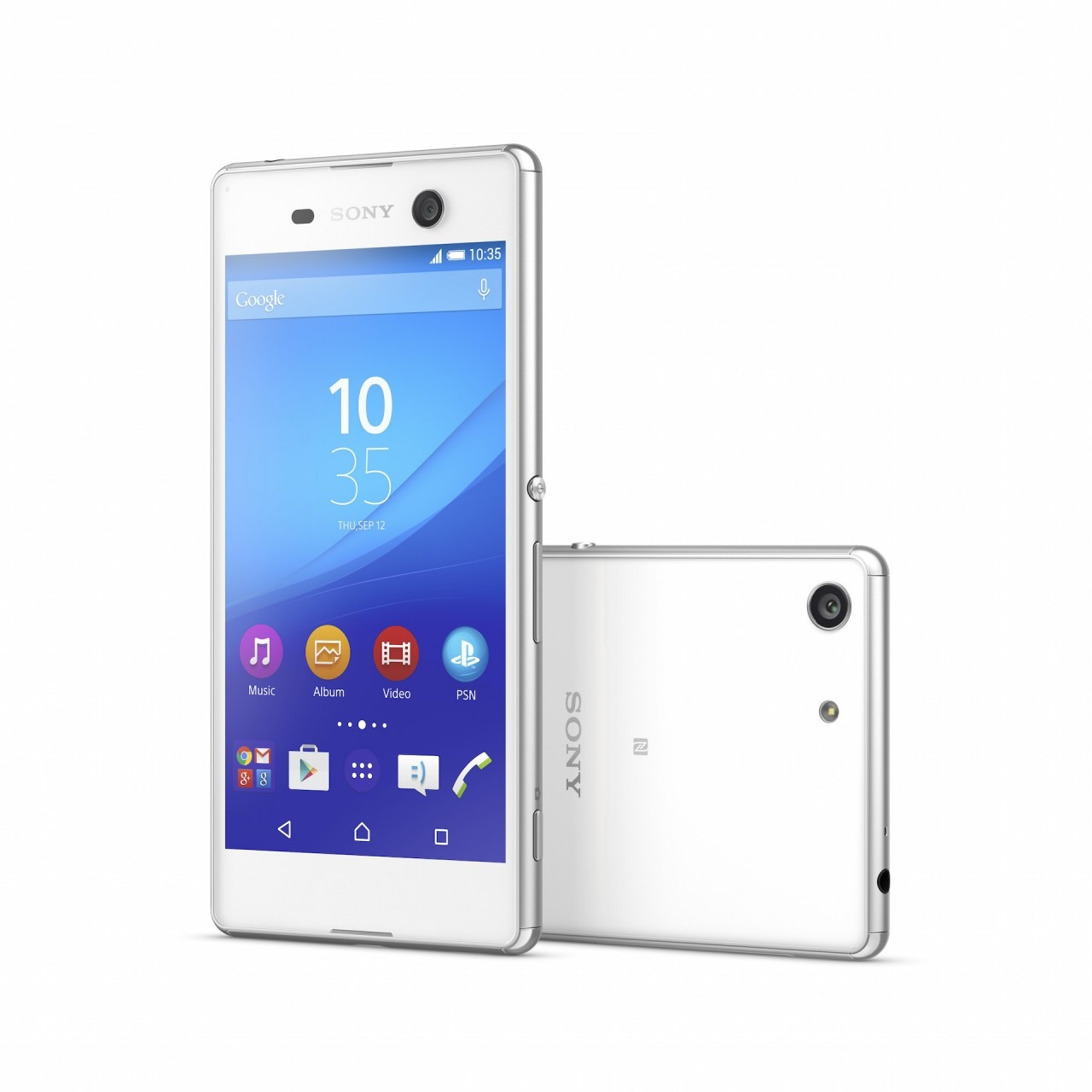Sony Xperia M5 render ufficiale - 3