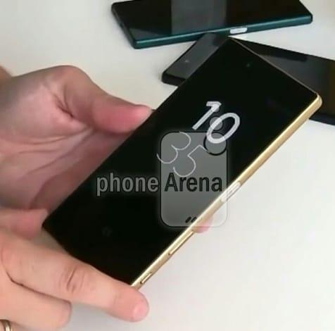 Sony Xperia Z5 oro