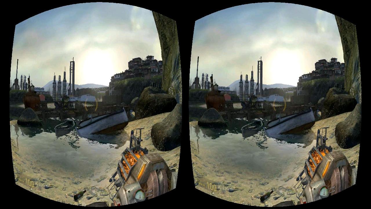 Grazie a Trinus, Cardboard, uno smartphone e un PC potete provare la realtà virtuale senza Oculus Rift!