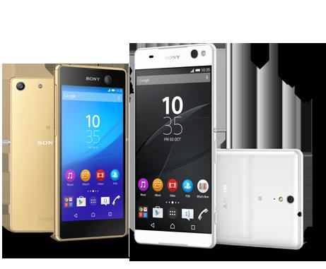 Sony Xperia M5 e C5 Ultra: ecco i primi hands-on (foto e video)