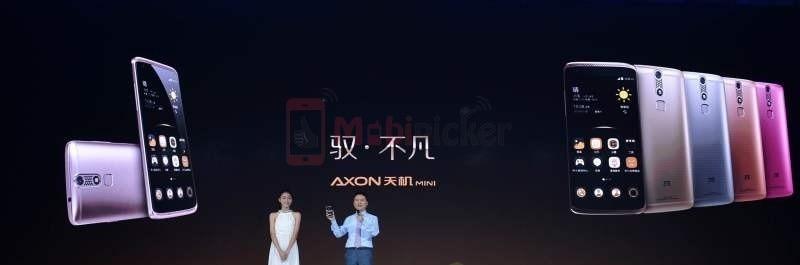 ZTE Axon Mini annuncio