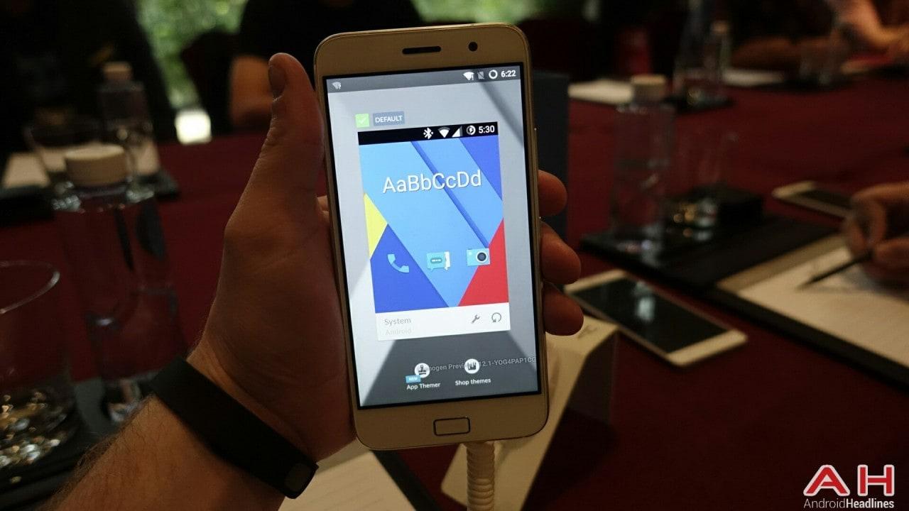 ZUK Z1 con Cyanogen OS 12.1 ritratto dal vivo: a metà tra Samsung e Meizu (foto)