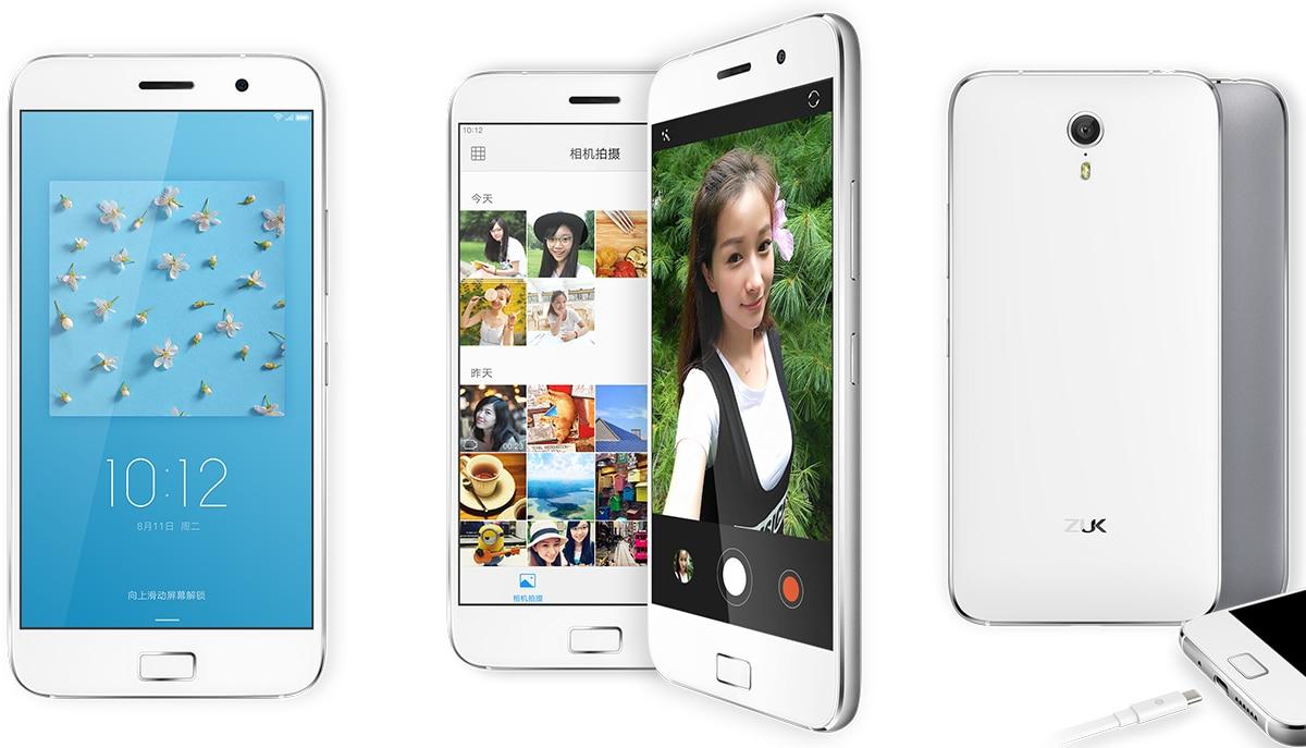 ZUK Z1: niente Cyanogen OS, ma un solo pulsante e USB Type C per lo smartphone finanziato da Lenovo