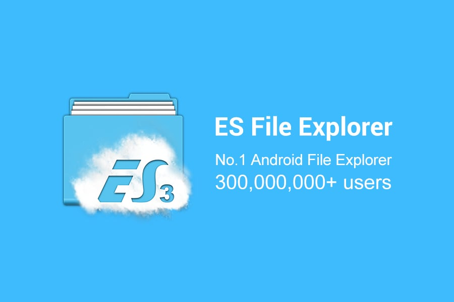 ES File Explorer si aggiorna in tema Material Design