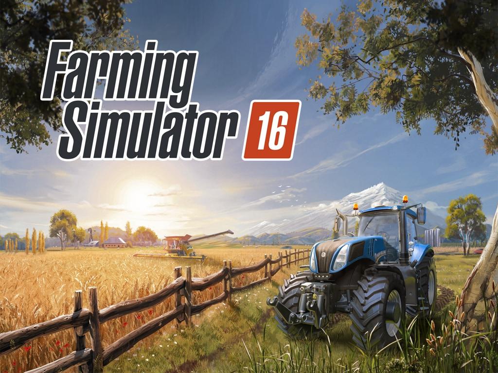 Tra voi e la vita da contadino si frappongono solo i 5€ di Farming Simulator 16 (più o meno)