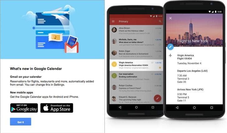 Gmail si integra con Calendar per i clienti Google Apps