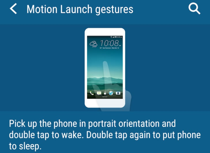 HTC Motion Launch arriva sul Play Store