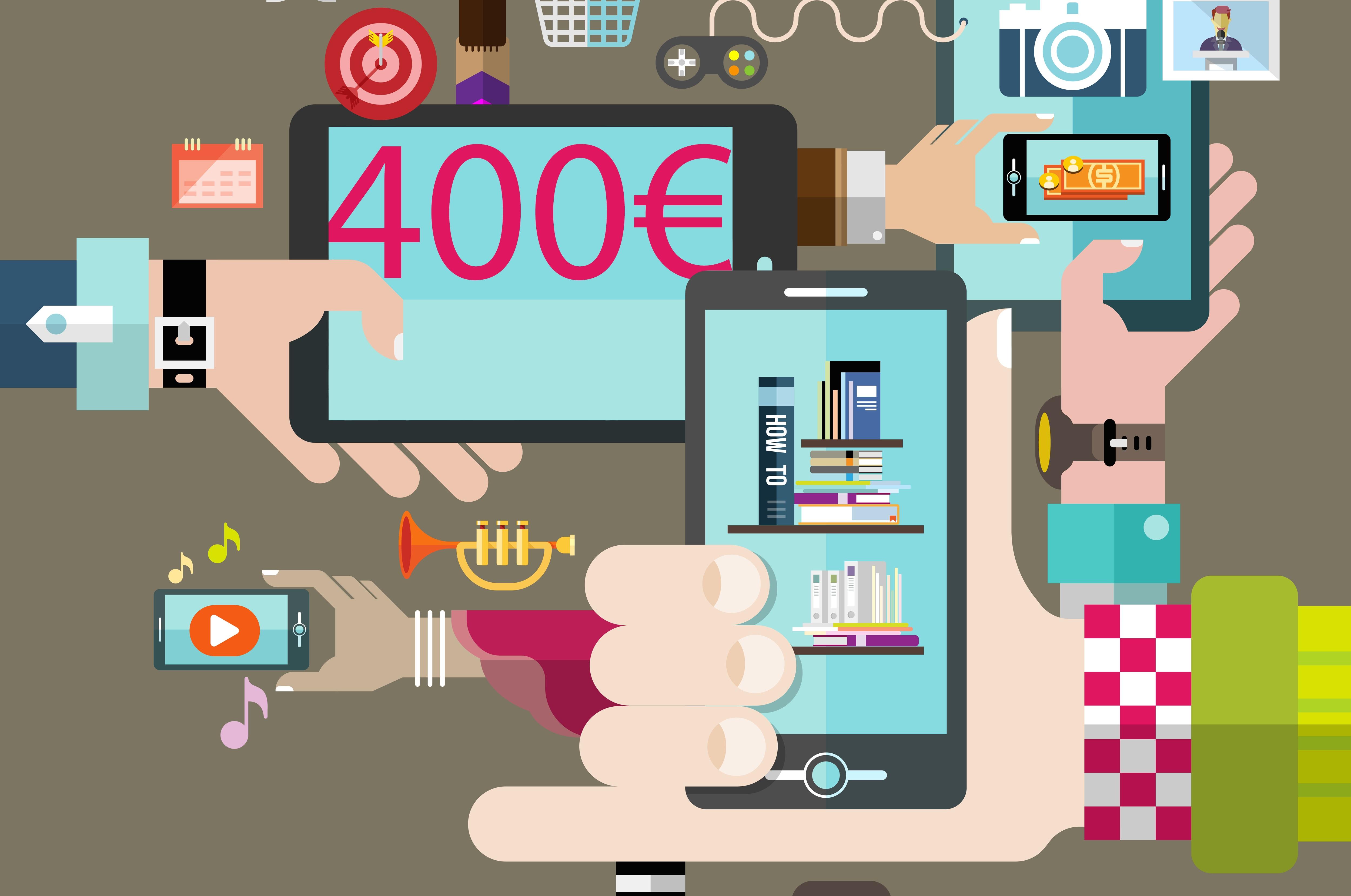 Smartphone Android: le migliori offerte a meno di 400€ (ottobre 2016)