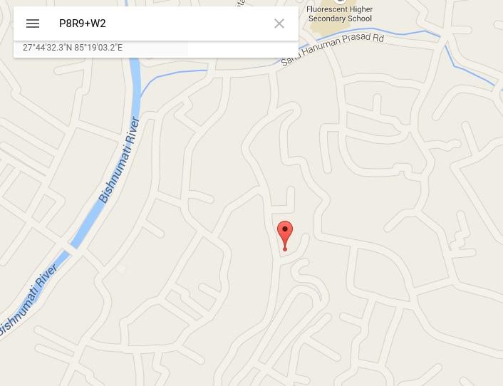 Plus code, un alternativo sistema di geolocalizzazione sviluppato da Google