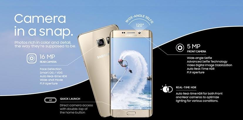 Samsung Galaxy S6 edge+ garanzia Italia da 799€ da ePRICE