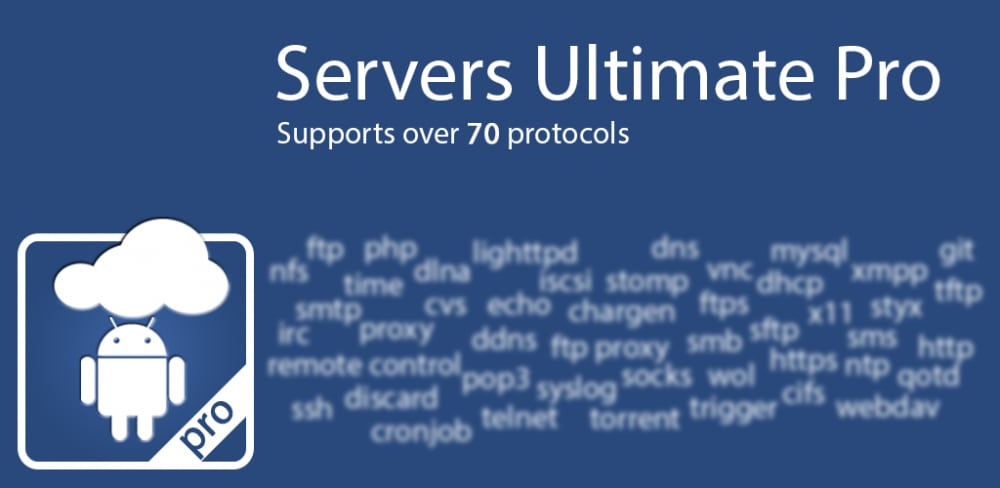 servers ultimate pro